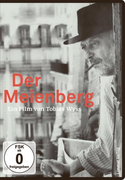 Der Meienberg, DVD - Limmat Verlag - DVD, Deutsch, Franz Hohler, Alexander J. Seiler, Lothar Baier, Tobias Wyss, Ein Film von Tobias Wyss. Schweiz, Ein Film von Tobias Wyss. Schweiz