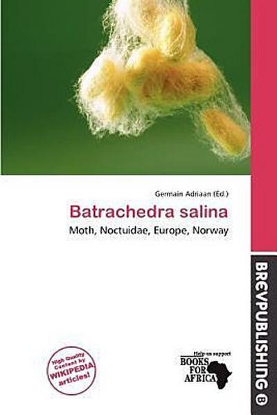 BATRACHEDRA SALINA