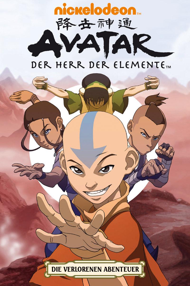 Bryan-Konitzko-Avatar-Der-Herr-der-Elemente-04-Die-Verlore-9783864250682