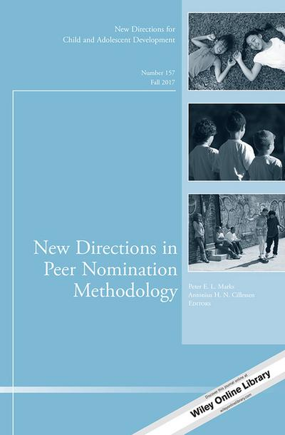 New Directions in Peer Nomination Methodology