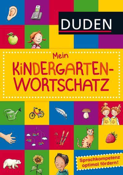 Kindergarten-Wortschatz
