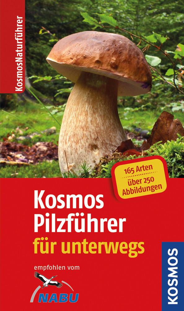 Kosmos Pilzführer für unterwegs Hans E. Laux