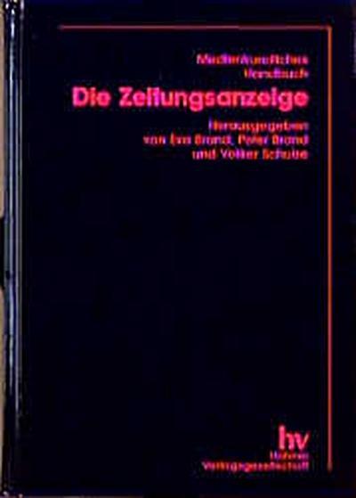 medienkundliches-handbuch-die-zeitungsanzeige
