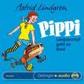 Pippi Langstrumpf geht an Bord. CD (Oetinger  ...