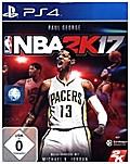NBA 2K17, 1 PS4-Blu-ray-Disc