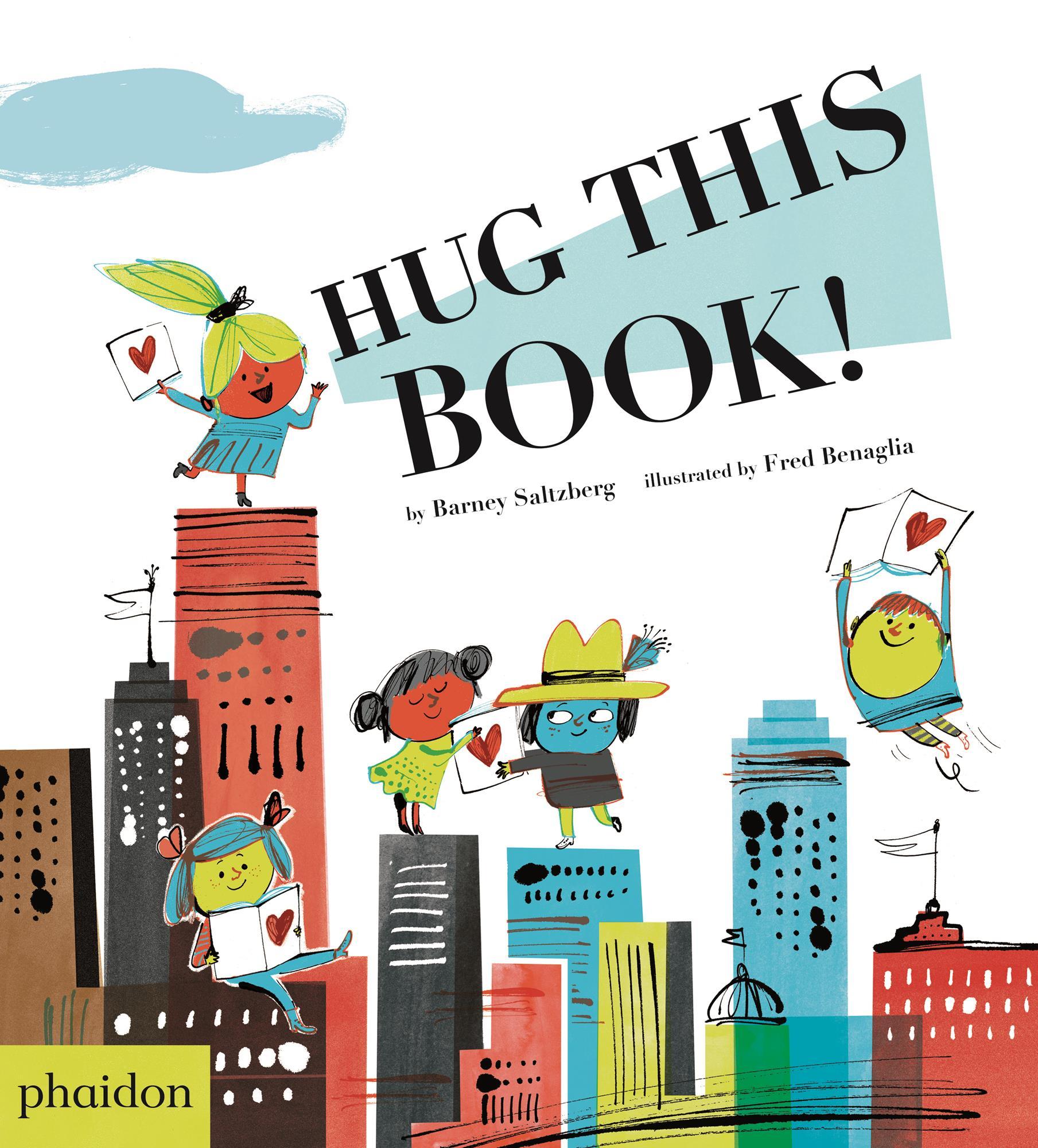 Hug This Book! Meagan Bennett