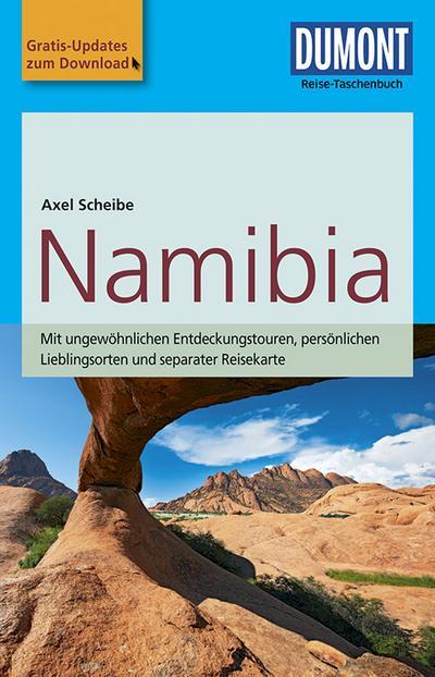 DuMont Reise-Taschenbuch Reiseführer Namibia: mit Online Updates als Gratis-Download