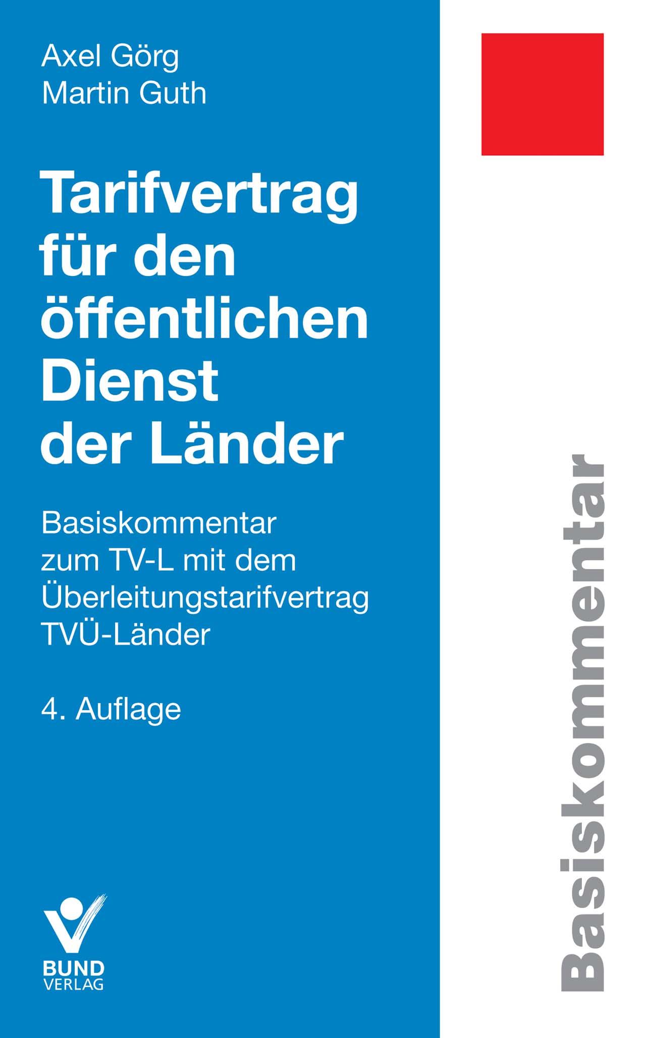 Tarifvertrag öffentlicher Dienst Berlin