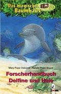 Forscherhandbuch Delfine und Haie
