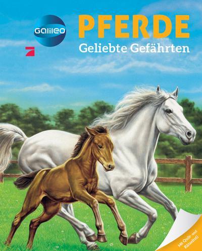 Galileo Wissen: Pferde: Geliebte Gefährten