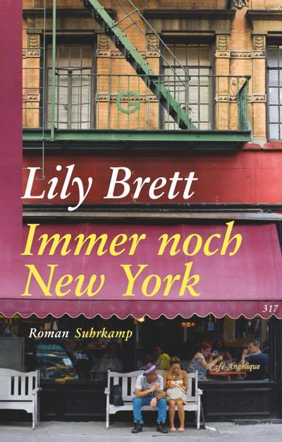 Immer noch New York: Geschenkausgabe (suhrkamp taschenbuch)