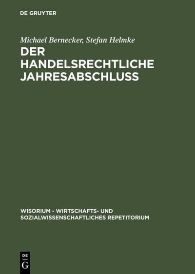 der-handelsrechtliche-jahresabschlu-wisorium-wirtschafts-und-sozialwissenschaftliches-repetitor