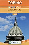 LAC Stadtplan Torino 1:16 000