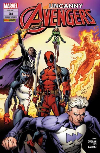 Uncanny Avengers 3 - Ultrons Rückkehr