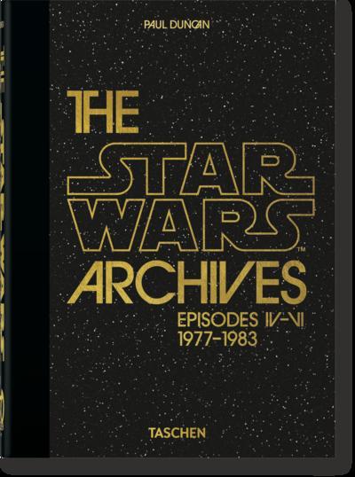 Das Star Wars Archiv. 1977–1983. 40th Anniversary Edition