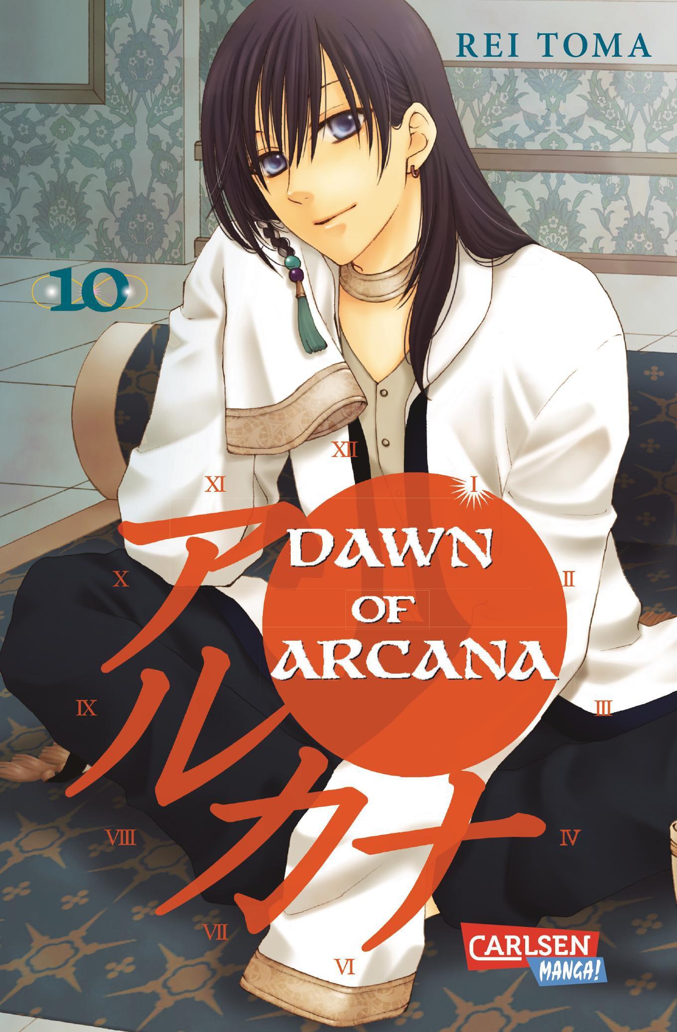 NEU Dawn of Arcana 10 Rei Toma 766250
