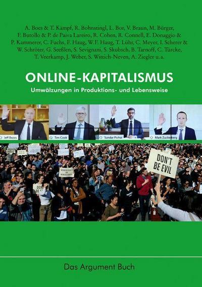 Online-Kapitalismus: Umwälzungen in Produktions- und Lebensweise