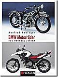 BMW Motorräder aus neunzig Jahren