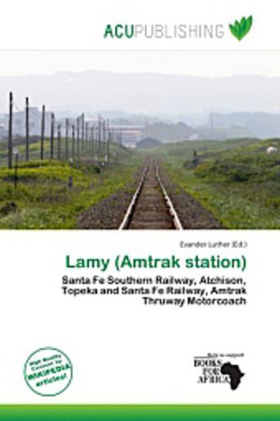 LAMY (AMTRAK STATION)