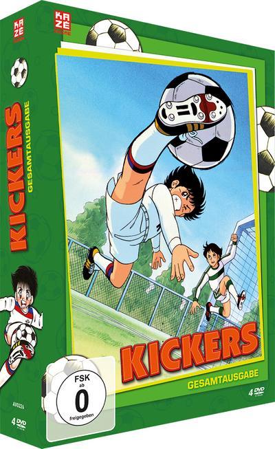 Kickers - Slimpackbox (Episoden 1-26)
