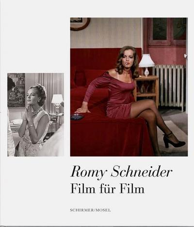 Romy Schneider –  Film für Film