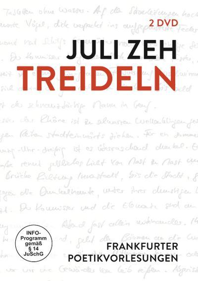 Treideln, Frankfurter Poetikvorlesungen [2 DVDs]