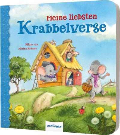 Meine liebsten ...: Meine liebsten Krabbelverse