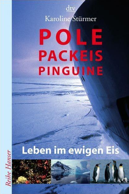 NEU Pole, Packeis, Pinguine Karoline Stürmer 623223