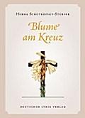 Blume am Kreuz