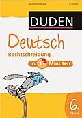 Duden - Deutsch in 15 Minuten - Rechtschreibu ...