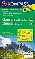 Klausen und Umgebung - Chiusa e dintorni 1 :  ...