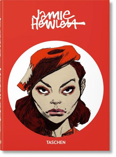 Jamie Hewlett. 40th Anniversary Edition (QUARANTE)
