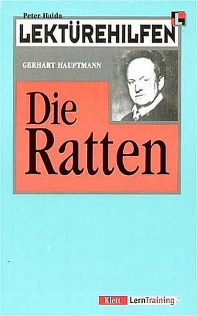 lekturehilfen-gerhart-hauptmann-die-ratten-