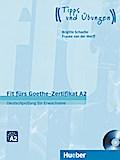 Fit fürs Goethe-Zertifikat A2. Lehrbuch mit Audio-CD