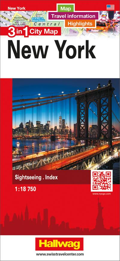 new-york-3-in-1-city-map-map-travel-information-highlights-sightseeing-index-city-map-3-in-1-