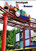 9783665615772 - Helmut Schneller: Freizeitparkmomente / Planer (Wandkalender 2018 DIN A2 hoch) - Freizeitparks in Deutschland (Planer, 14 Seiten ) - كتاب