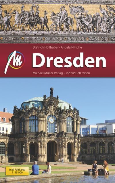 Dresden MM-City: Reiseführer mit vielen praktischen Tipps.