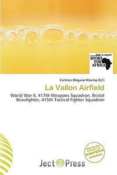 LA VALLON AIRFIELD