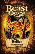 Beast Quest - Hellion, die Feuerbestie: Band  ...