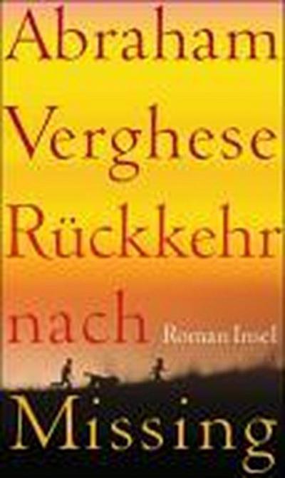 Rückkehr nach Missing: Roman