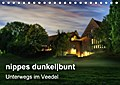 9783665894313 - Peter Brüggen // www. koelndunkelbunt. de: nippes dunkelbunt - Unterwegs im Veedel (Tischkalender 2018 DIN A5 quer) - Nippes bei Nacht (Monatskalender, 14 Seiten ) - Book