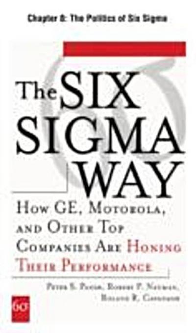 Six Sigma Way, Chapter 8