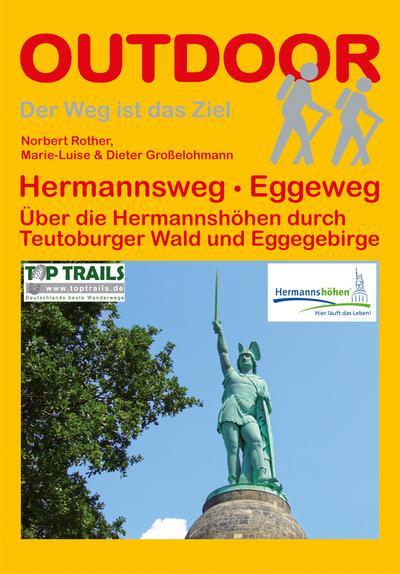 Hermannsweg - Eggeweg (OutdoorHandbuch)