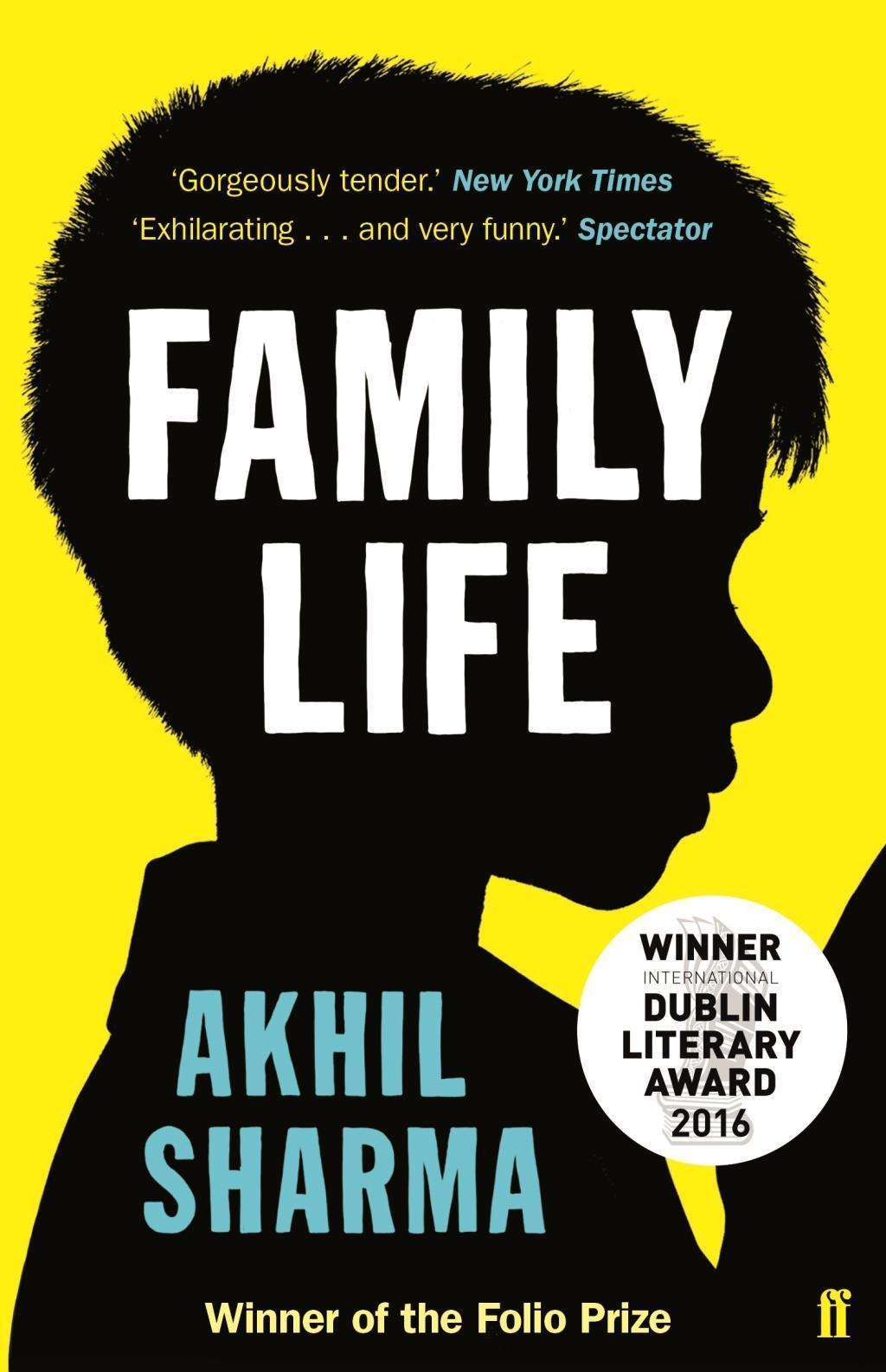 Family-Life-Akhil-Sharma