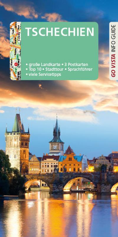 GO VISTA: Reiseführer Tschechien (Go Vista Info Guide)
