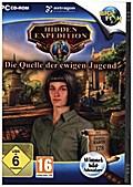 Hidden Expedition, Die Quelle der ewigen Jugend, 1 CD-ROM