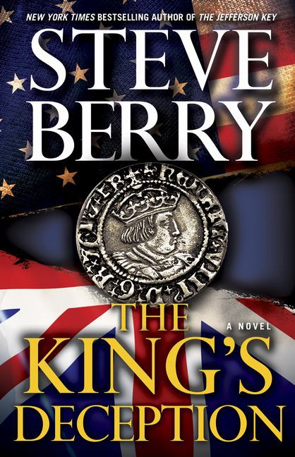 Steve-Berry-The-King-039-s-Deception9780553841336