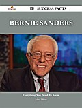 Bernie Sanders 99 Success Facts - Everything you need to know about Bernie Sanders