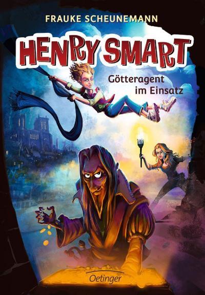 Henry Smart. Götteragent im Einsatz: Band 2