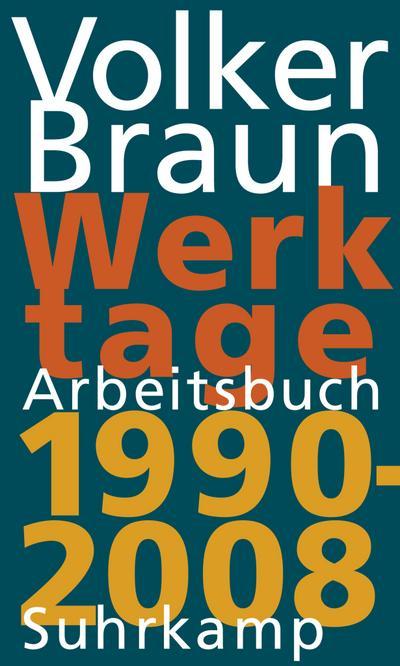 Werktage 2: Arbeitsbuch 1990 - 2008